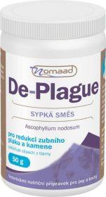 Nomaad přirozená očista zubů De-plague 50g