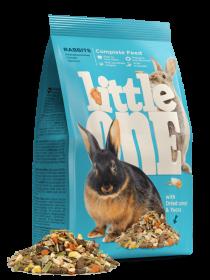 Little One krmivo Zakrslý králík 900g