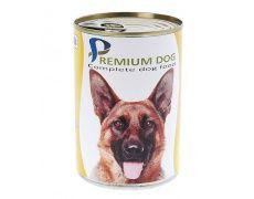 Apetit - konzerva pro psy - drůbeží kousky v rosolu 855g