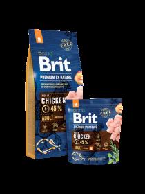 Brit-Premium Adult Medium 15kg