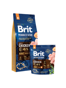 Brit-Premium Adult Medium 3kg