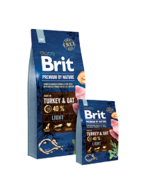Brit-Premium Light 15kg