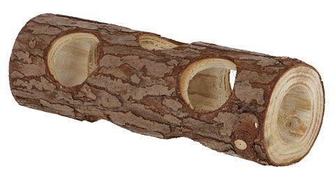 Dřevěný tunel pro malé hlodavce Kerbl