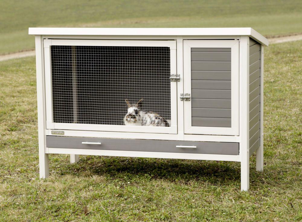 Domek pro králíky venkovní