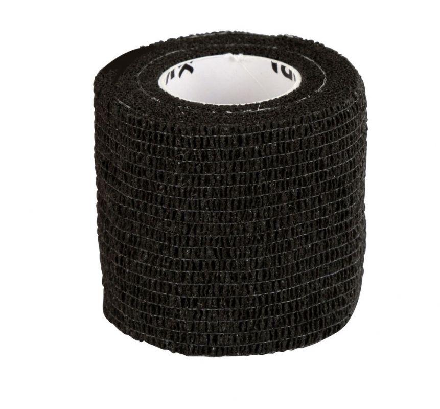 Elastické obinadlo (bandáž) EquiLastic 5cm, černé