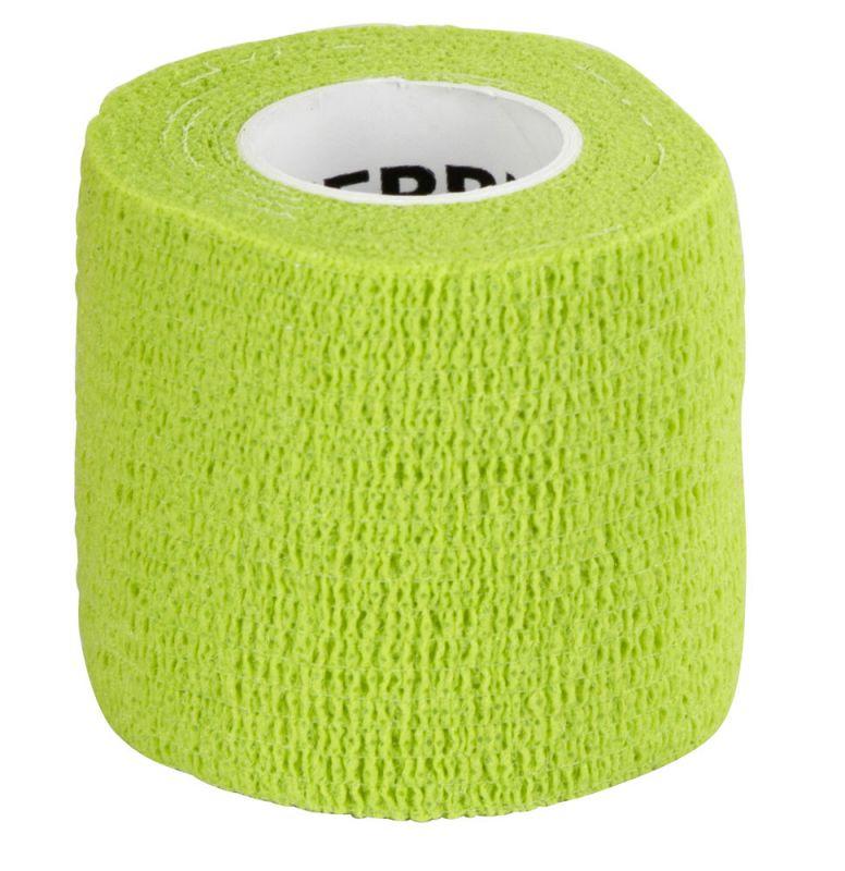Elastické obinadlo (bandáž) EquiLastic 5cm, zelené