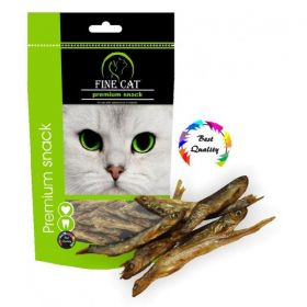 FINE CAT - Sušená rybička 40g