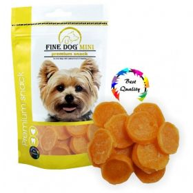 Fine Dog mini - Kuřecí chipsy 70g