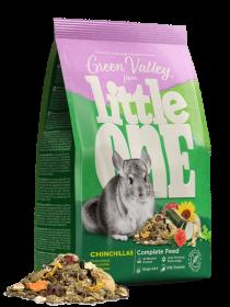 """Little One """"Green valley"""" bezobilné krmivo Činčila 15 kg"""