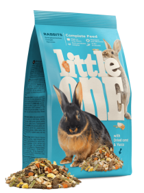 Little One krmivo Zakrslý králík 400g