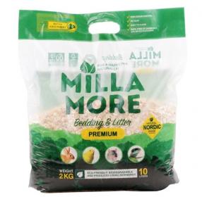 Milla More podestýlka štěpky 10 l / 2 kg