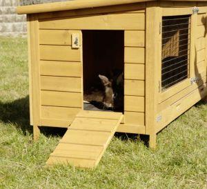 Domek pro králíky a morčata Multisuite Addition  108x56x62 cm