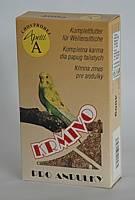 Apetit Andulka 400g, základní krmivo pro andulky (krabička)