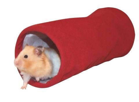 látkový tunel pro křečky