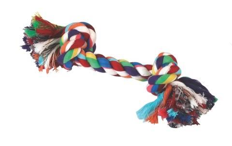 Bavlněný uzel 20cm Kerbl