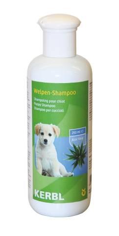 Kerbl šampon pro štěňata s aloe vera, 250ml