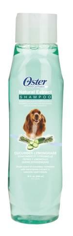Šampon Oster, okurka/citronela, 532ml Oster, USA