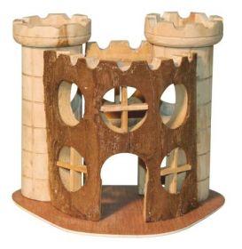 Nature dřevěný hrad,12x17x15