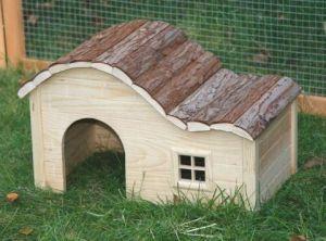 Domek Nature se zaoblenou střechou malý Kerbl