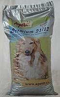 Apetit Premium 21/12, 10kg kompletní krmivo pro psy