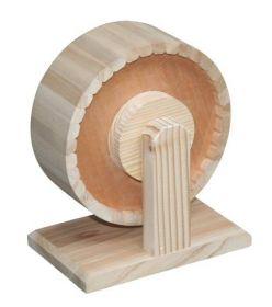 Dřevěný kolotoč pro křečky 15cm Kerbl