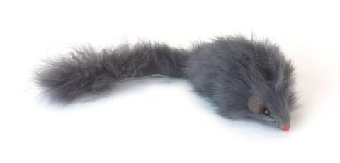 Hračka Myš s dlouhou srstí