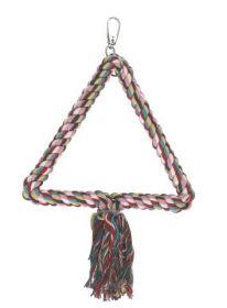 Bavlněný trojúhelník velký