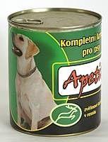 Apetit - konzerva pro psy - zvěřina 855g