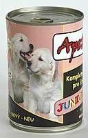 Apetit - konzerva pro štěňata - JUNIOR 410g
