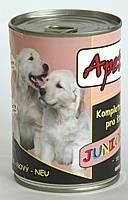 Apetit - konzerva pro štěňata - JUNIOR 410g,