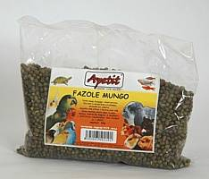 Apetit - Fazole mungo 400g, doplňkové krmivo na naklíčíčení pro ptáky