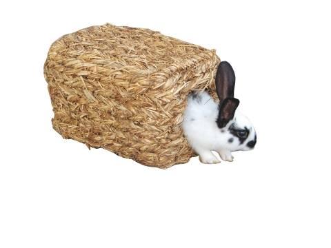 Domek senový králík 28cm Kerbl