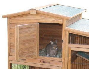 Domek pro králíky či slepice Fortuna se spodním výběhem Kerbl