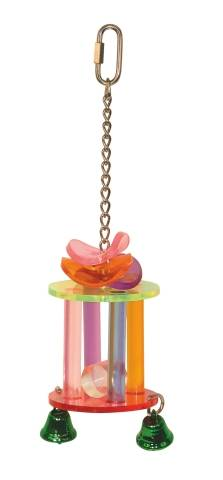 Hračka Prisma se zvonečky