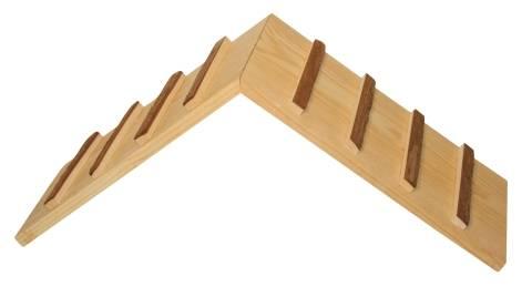 NATURE překážka-domek 17x20cm Kerbl