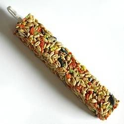 Apetit - tyčky pro hlodavce 2ks (sáček), tvarované krmivo)