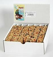 Apetit - tyčky pro hlodavce 12ks (krabička), tvarované krmivo)